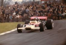 Lotus 49 Rindt 1970 Race of Champs Brands Hatch
